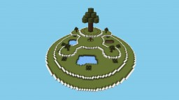 Splegg Map Green Land Minecraft Project