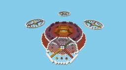 Splegg Map The Temple Minecraft Map & Project
