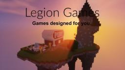 Legion Games Minecraft Server