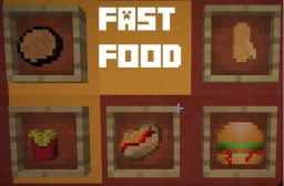 Fast Food Texture Pack Minecraft Texture Pack