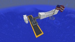 Arizona Memorial Minecraft Map & Project