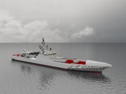 corvette ship class HQ-22509.8