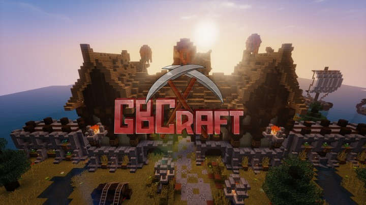 Welcome to the GBCraft Spawn!
