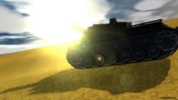 StuG III Aust.F 7.3cm Tank Destroyer Minecraft