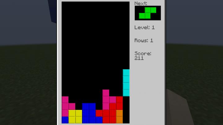 Tetris Gui
