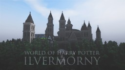 Ilvermorny School - part of Rowling's Realm Minecraft
