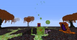 Toxic Server Spawn Minecraft Map & Project