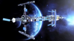 空间站Space Station Minecraft Project