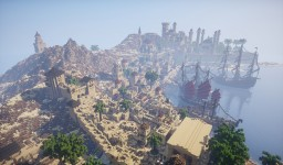 Sandspike [Conquest Reforged] Minecraft Map & Project
