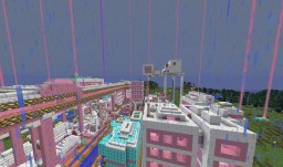 Pink City Minecraft Map & Project