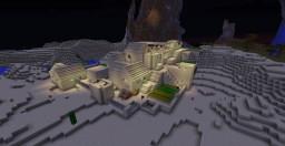 Village Bandit Encampment Minecraft Map & Project