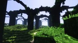obsidian terrain~ Minecraft Map & Project