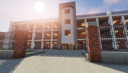 Remari High School Minecraft Map & Project