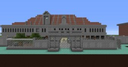 Raccoon city Police Departament Minecraft Map & Project