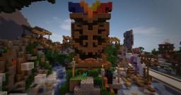 Tiki [Wizry Tiki Contest] Minecraft Map & Project
