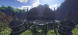 The Monastery + Download Minecraft Project