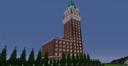 Tribune Tower - Oakland Minecraft Map & Project