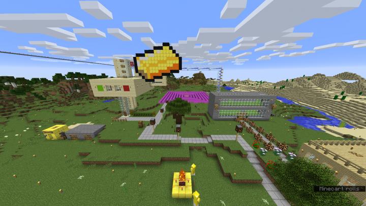 Double Fahrenfy Survival World Ss2 1 8 1 10 2 Minecraft