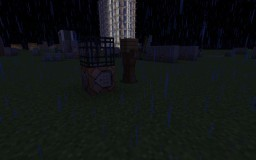 Woodman Spawner Minecraft Project