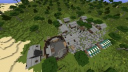 """""""Terra Format"""" - house&mine Minecraft Map & Project"""