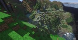 Submerged Garden Minecraft Project