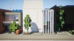 Modern Townhouse by Omardegante Minecraft Map & Project