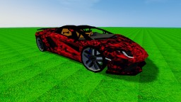 Alcara_v1 New Paintwork Minecraft Project