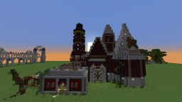 Haunted Mansion Minecraft Map & Project