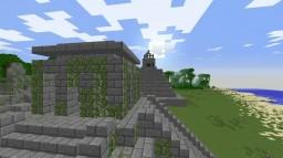 Ixmucane: A Lost Mayan City Minecraft Map & Project