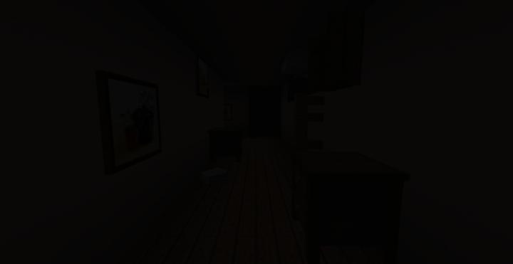 Living Room Freddys Hallway