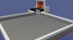 Automatic TNT run 1.12 Minecraft Map & Project