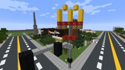 Modern McDonalds [Periltse City] Minecraft Map & Project