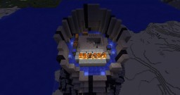 Redwall: Salamandastron Minecraft Project