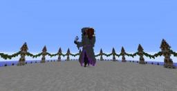 Necromancer Wizard Minecraft Project