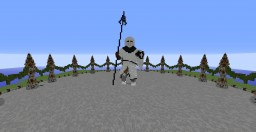 Soldier with spear Minecraft Project