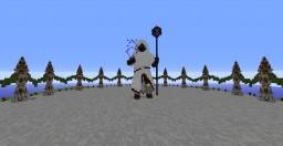 Illusionist wizard Minecraft Project