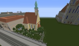 st.Mary near the water Minecraft Map & Project