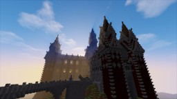 Red Manor Minecraft Project