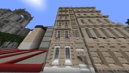 Paris themed - Townhouse |UseTheBlocks| Minecraft Project