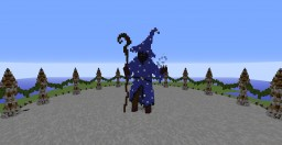 Wizard with hat Minecraft Project