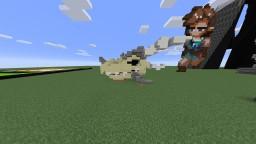 Dragon skull Minecraft Project