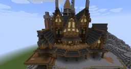 Gilneas manor Minecraft