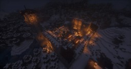 Winter Frost survival - hardcore server simulation Minecraft Project