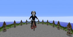 Jigsaw Billy the puppet Minecraft Project