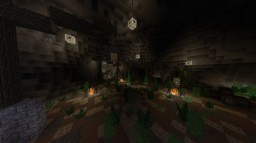 Miner's Camp Minecraft Project