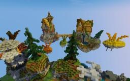 Phathennaith Isle Minecraft Project