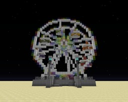 Minecraft Ferris Wheel Minecraft Project