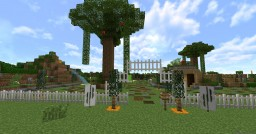 Kz's modded base V1 (Small update) Minecraft Map & Project
