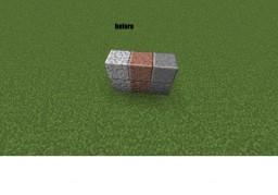better stones Minecraft Texture Pack