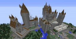 Hogwarts castle build!! Minecraft Project